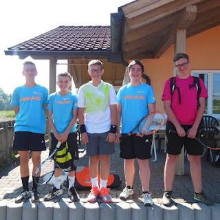 Vereinsmeisterschaften 2016 Knaben