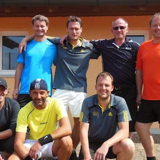 Herren 30 - Mannschaft 2014