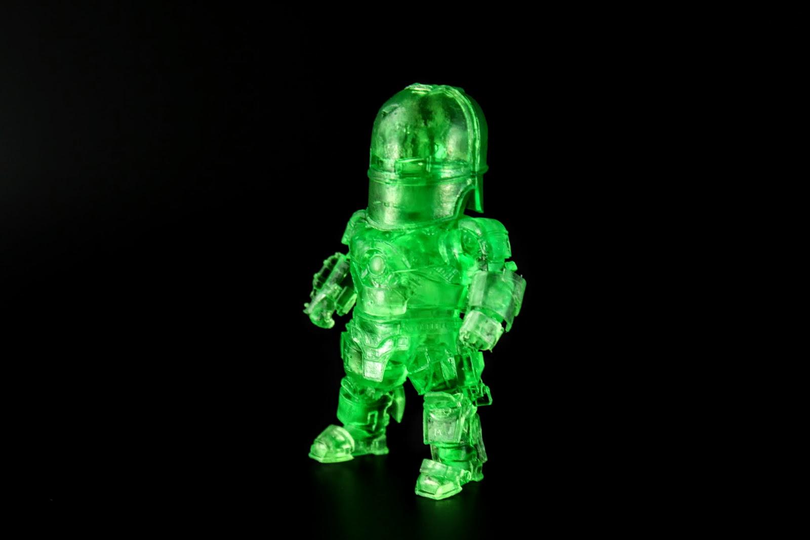就是個透明綠的MK1