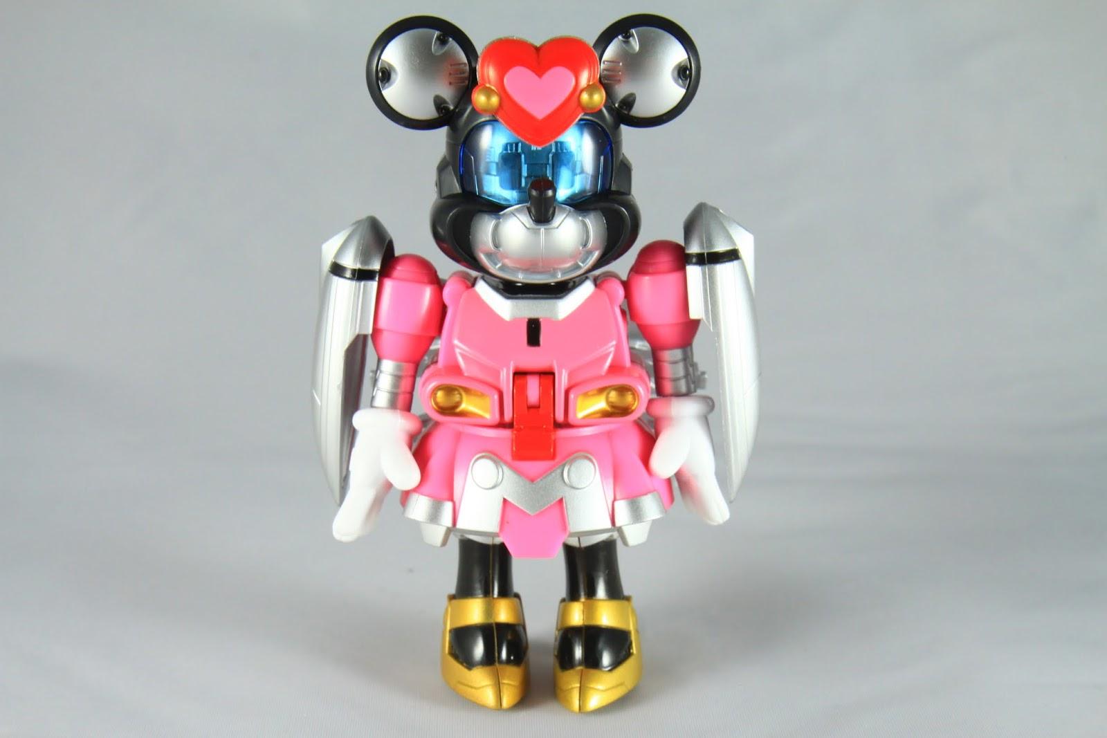Sky Minnie- 天空米妮 兩隻老鼠都是空中系列的 所以都有翅膀這樣