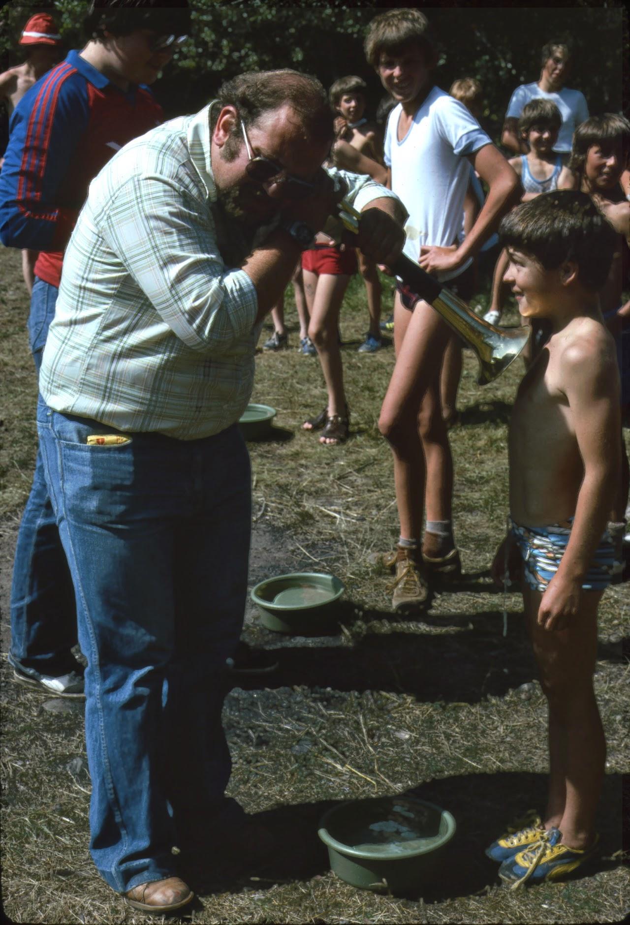 1981 Sommerlager JW - SolaJW81_157