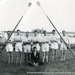 Rowing Club taken at Limerick Boat Club 1958