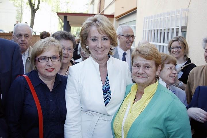 Comite de Dirección PP Madrid en Villaverde