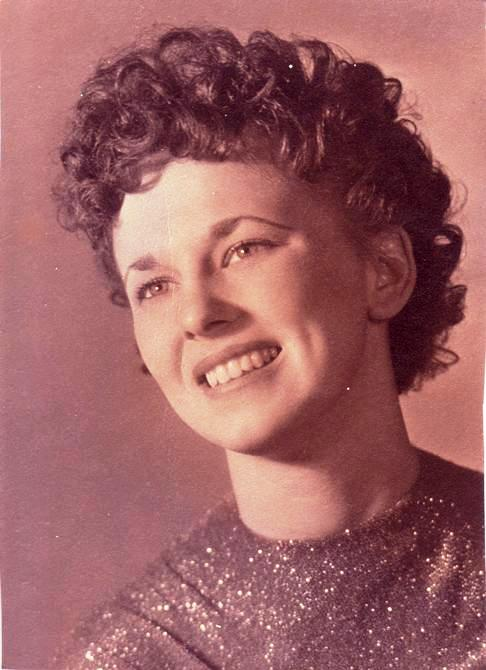 A young Rosemary