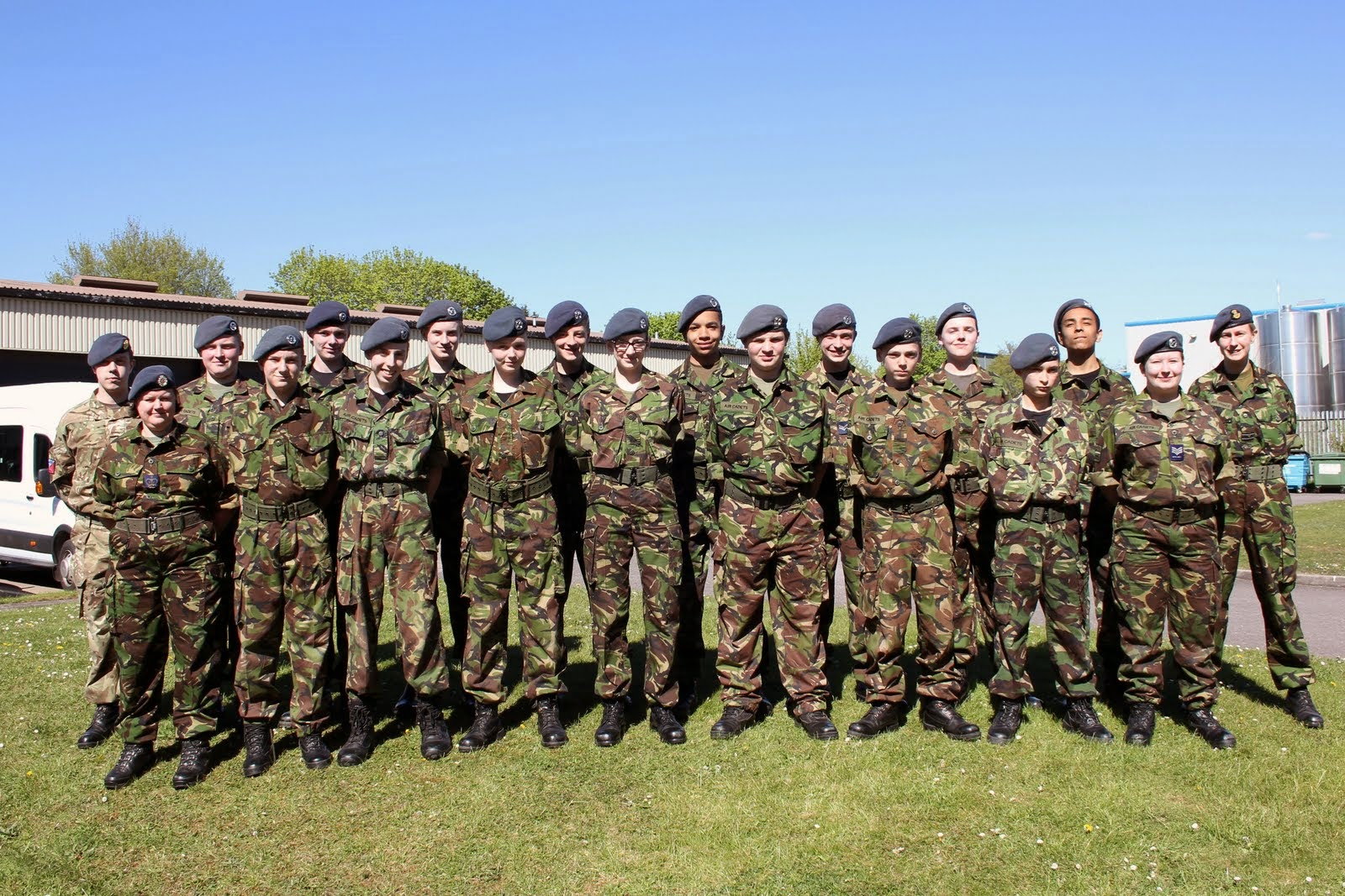 YFA Course - April 2015