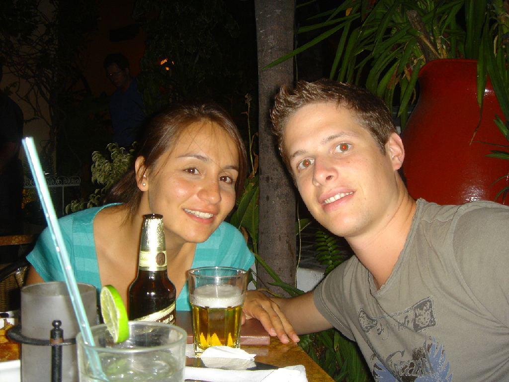 Lucia und ich