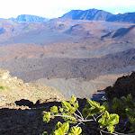 Dormant crater of Haleakalā