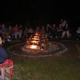 Závěrečný táborák - předávání diplomů a ocenění (1)