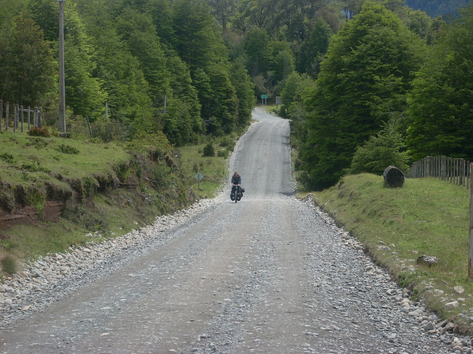 First day on the Carretera Austral proper