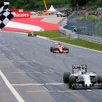 Felipe Massa, Williams FW37 Mercedes finished 3rd!