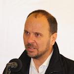 Štefan Gregor, Ipolyság polgármestere üdvözölte a munkahelyteremtést a városban