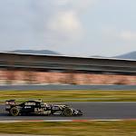 Pastor Maldonado, Lotus E23