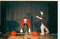 René Palacios et Angelo 01 Spectacle jeune public 1995 Cossé
