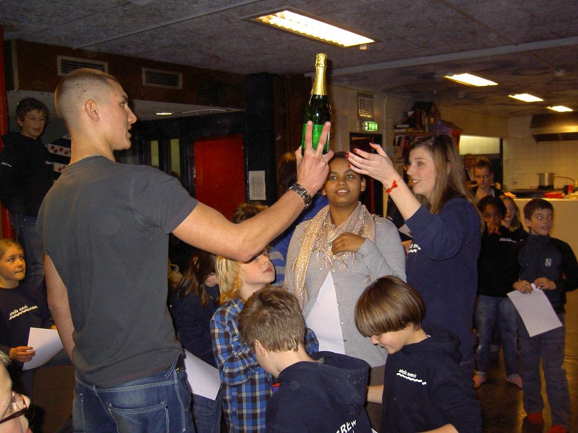 2011 - Nieuwjaarsopkomst