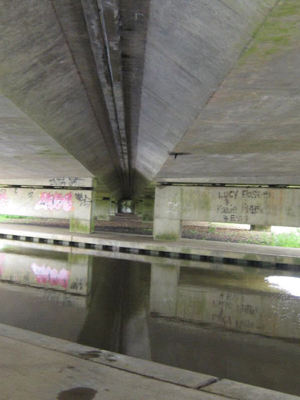 Under the A5