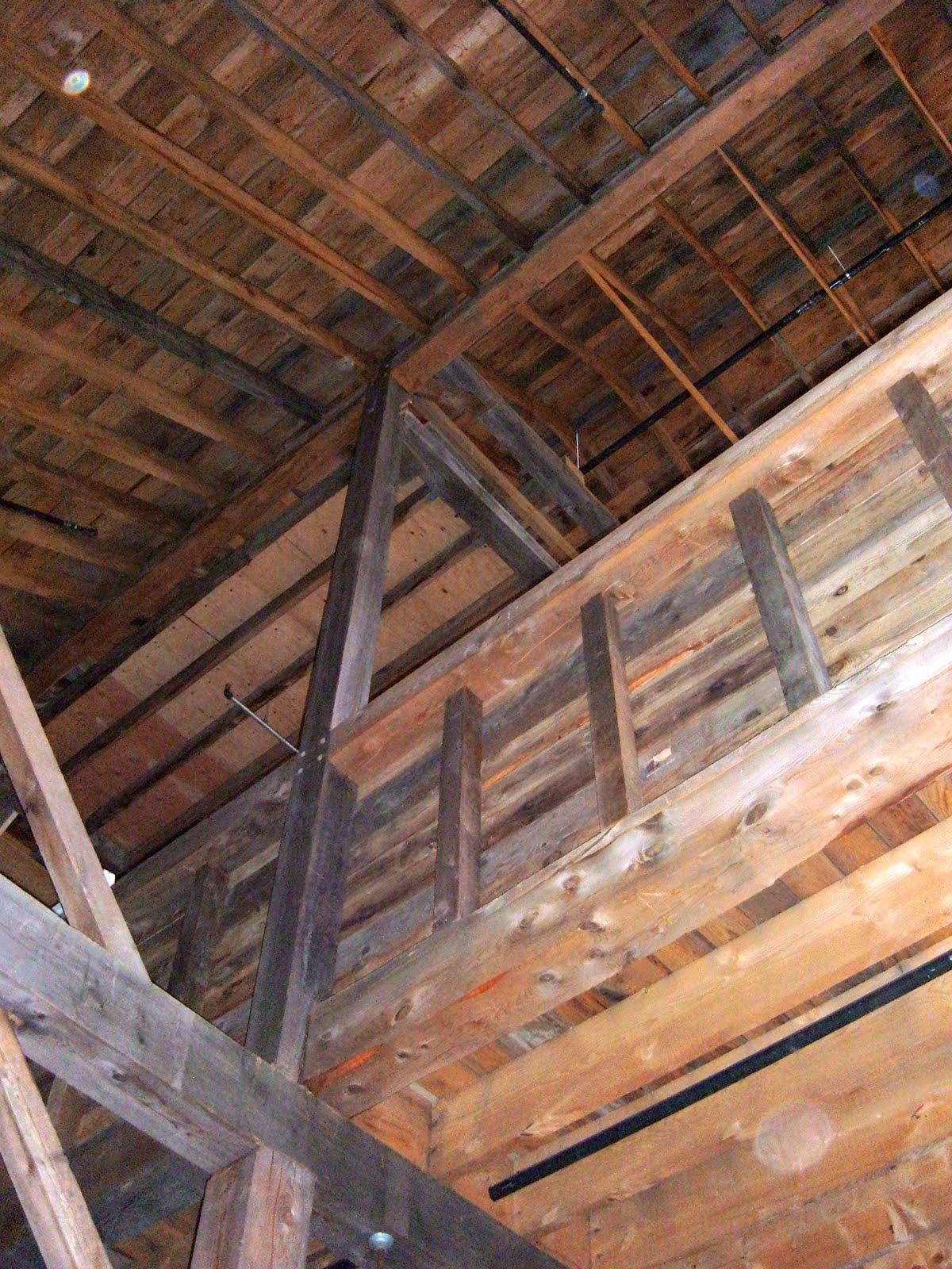 Monitor barn, Richmond, VT