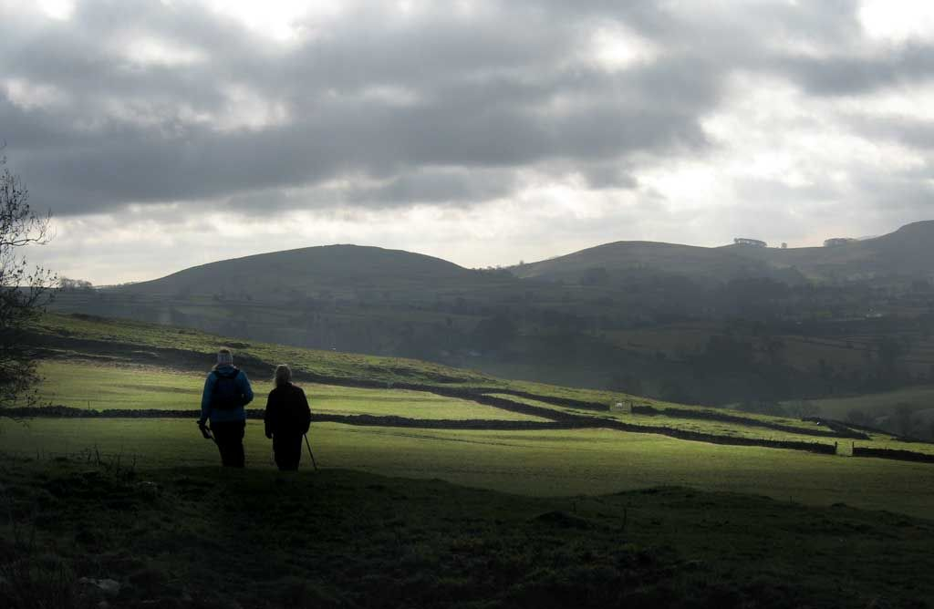 The Leaden Boot Challenge - A stroll around the route.