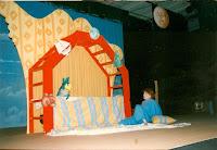 Les 4 marionnettistes 03 La petite souris Maternelle 19