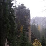 Adršpašsko-Teplické skály (7) - Kozák