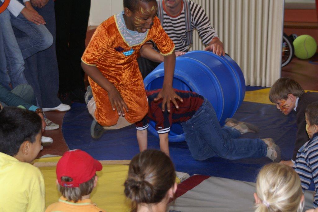 Circus en Receptie 60 Jarig Jubileum - jub208