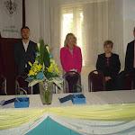 A két díjazott: Priskin Tamás és Matús Bakulár Emese
