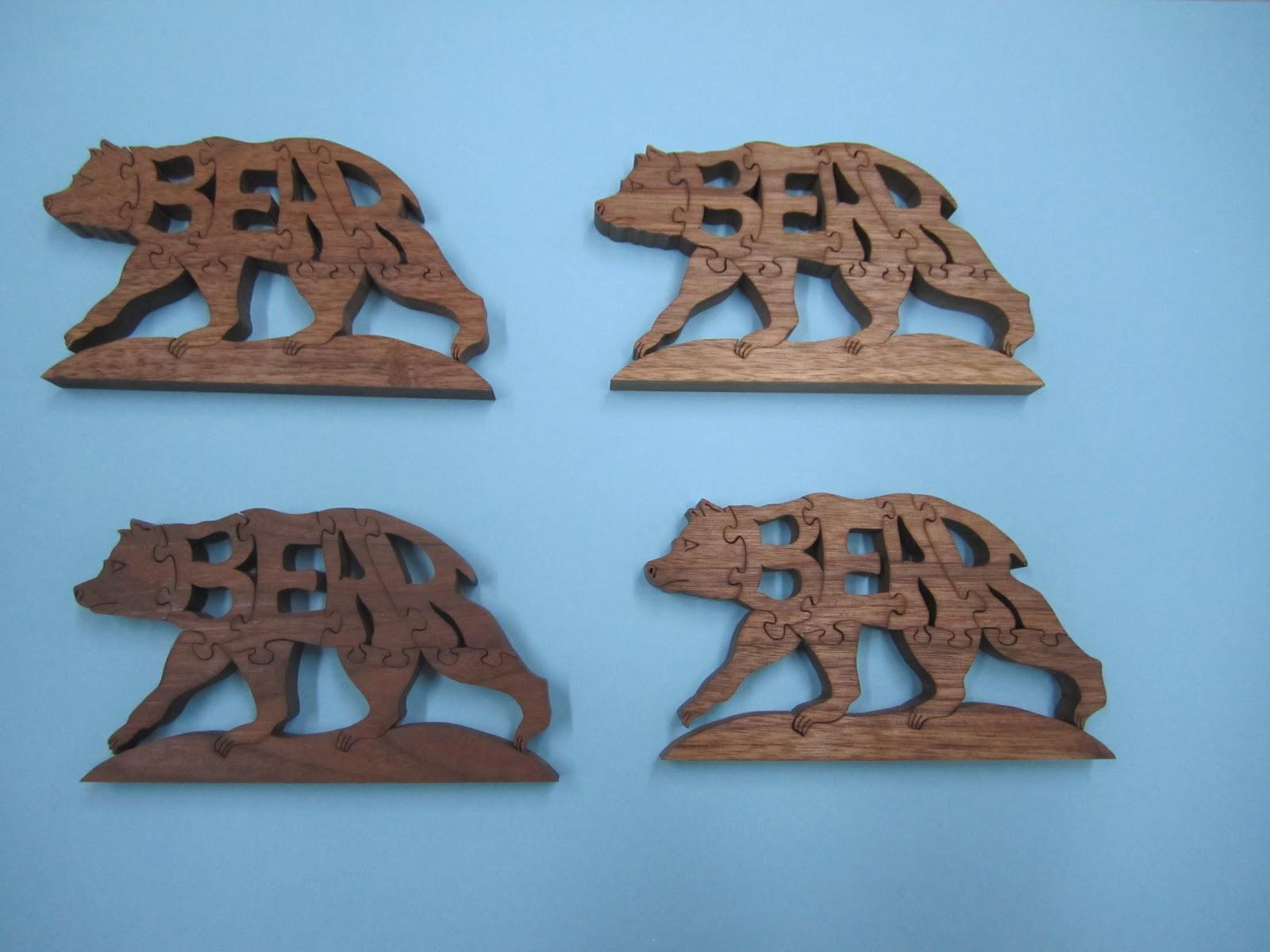 Bear Woodimal