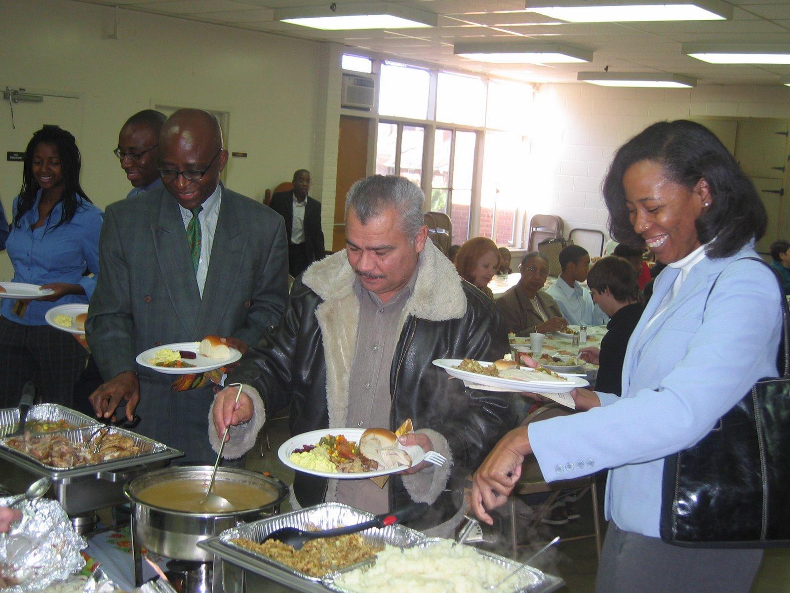 2008_ThanksGivingLunch