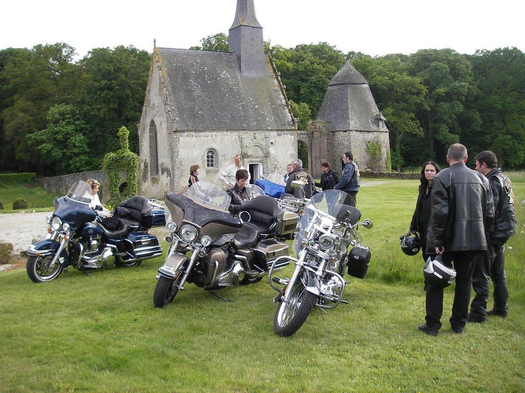 Rassemblement de Harley Davidson