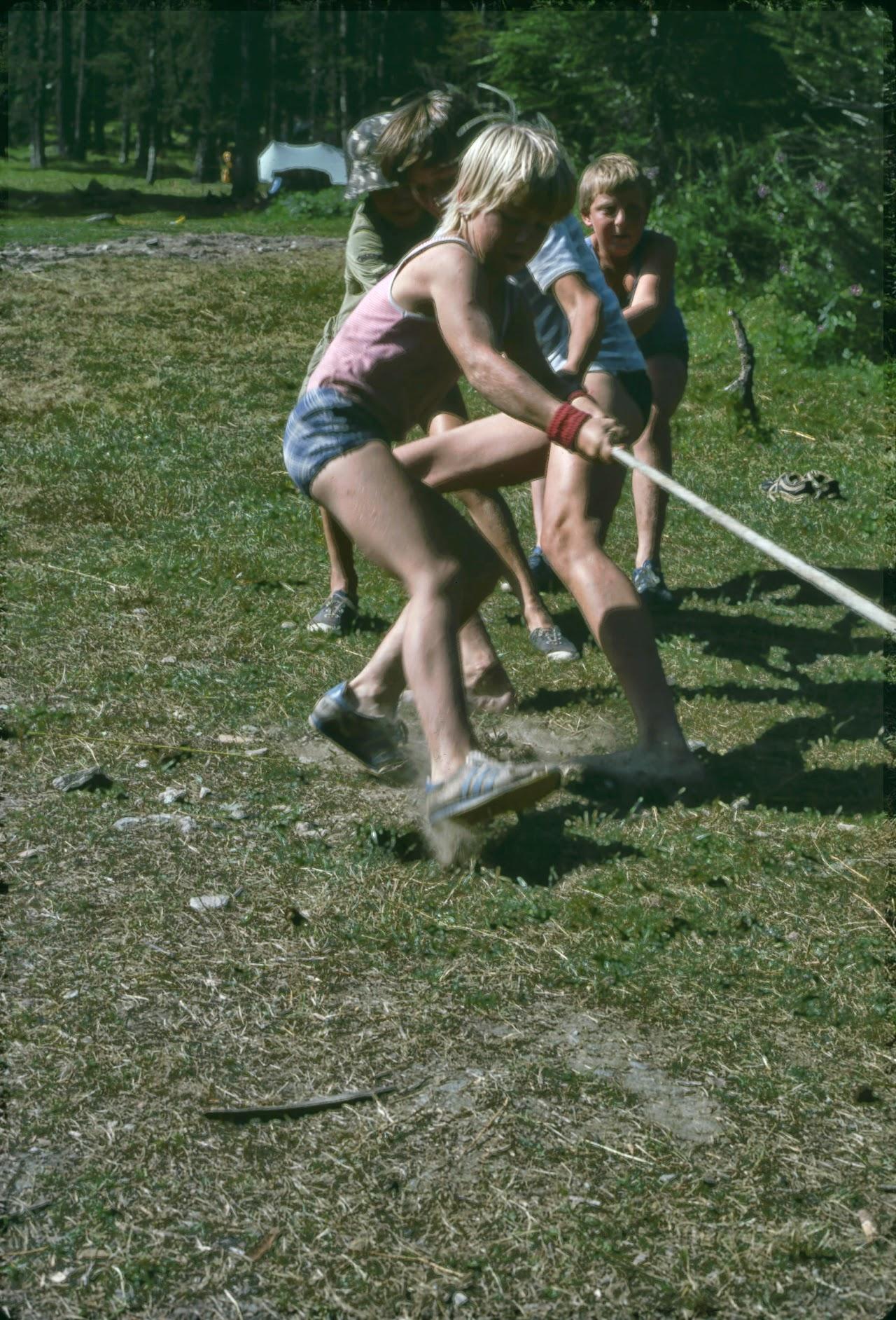 1981 Sommerlager JW - SolaJW81_189