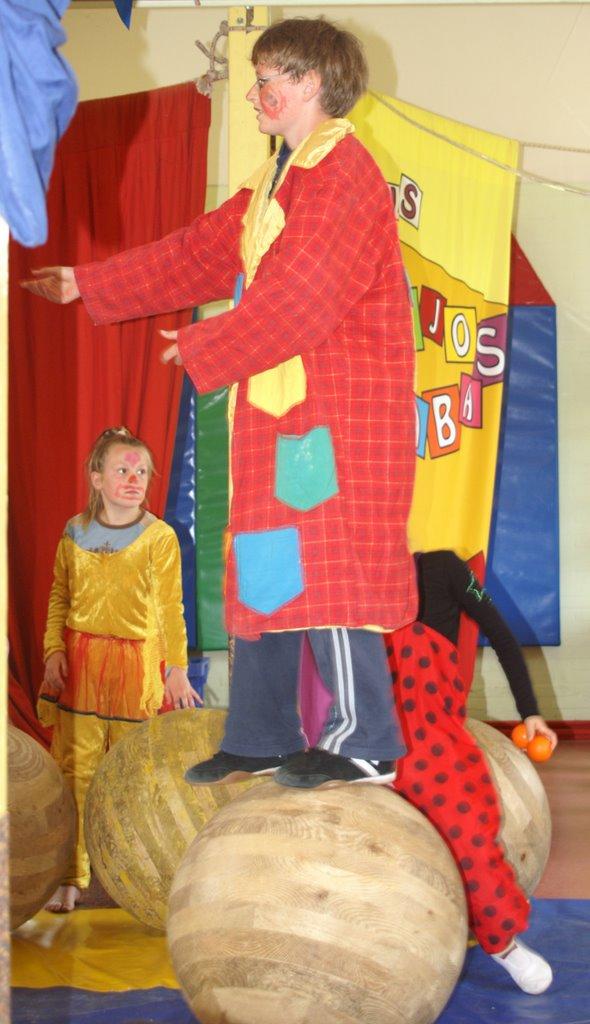 Circus en Receptie 60 Jarig Jubileum - jub188