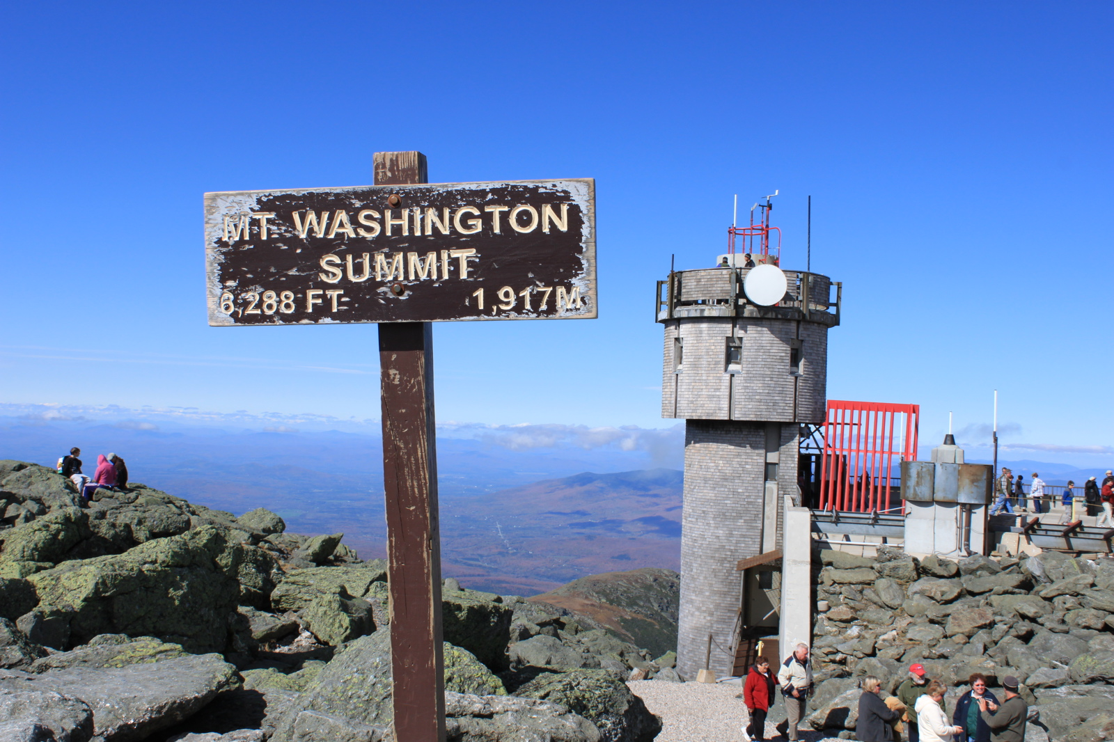 Mount Washington Observatory - White Mountains, New Hampshire