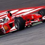 Rubens Barrichello, Ferrari F2003GA