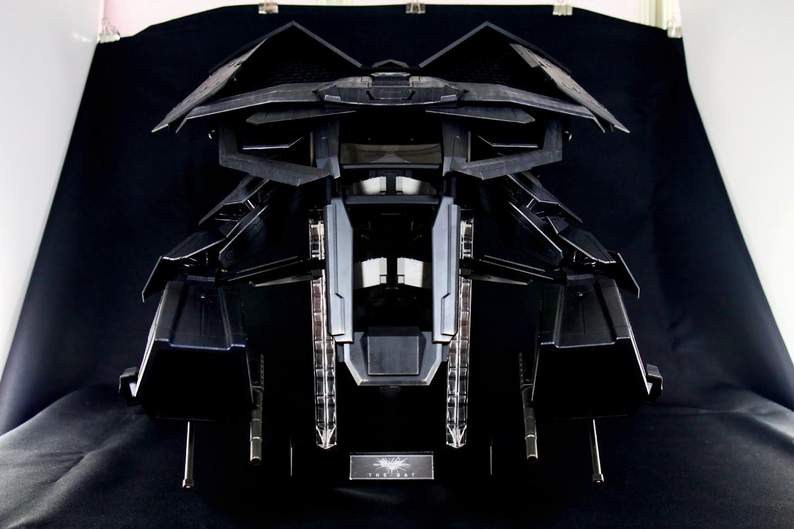 這次的本體:The Bat