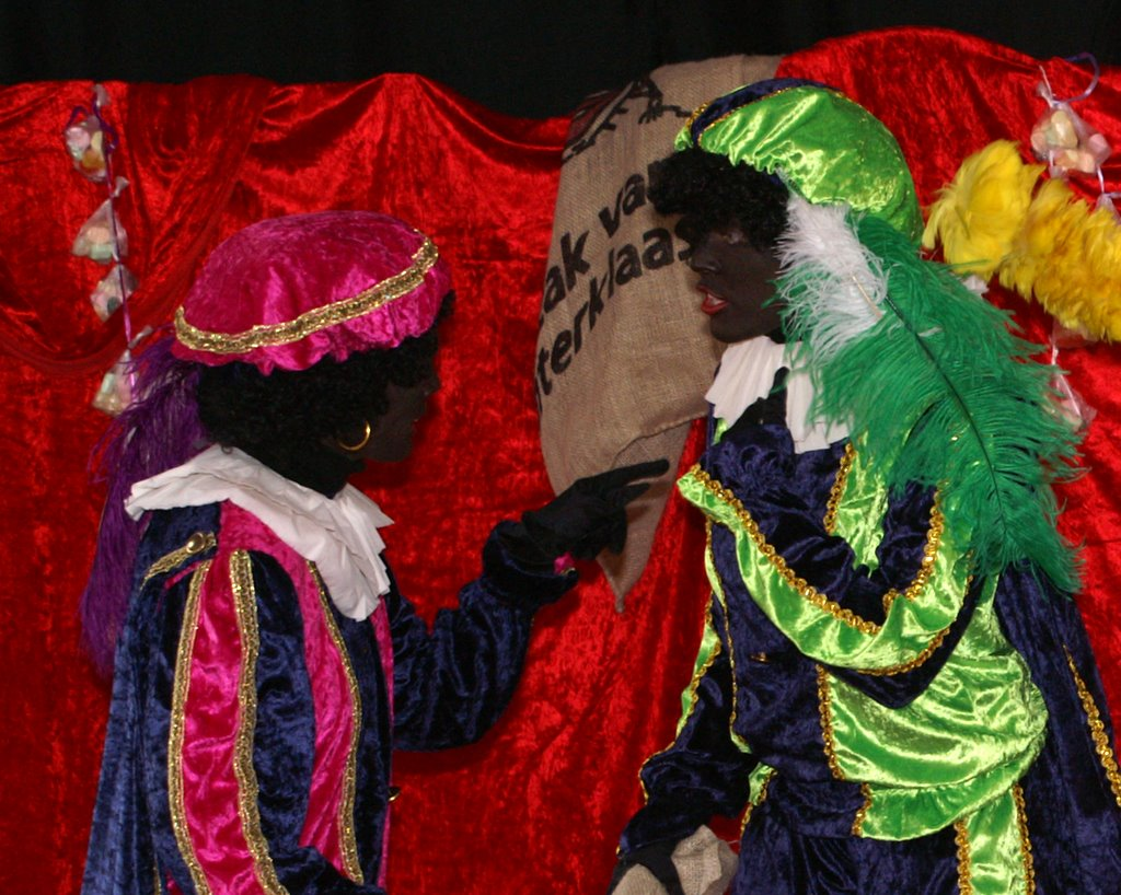 Sinter Klaas 2008 - PICT5927