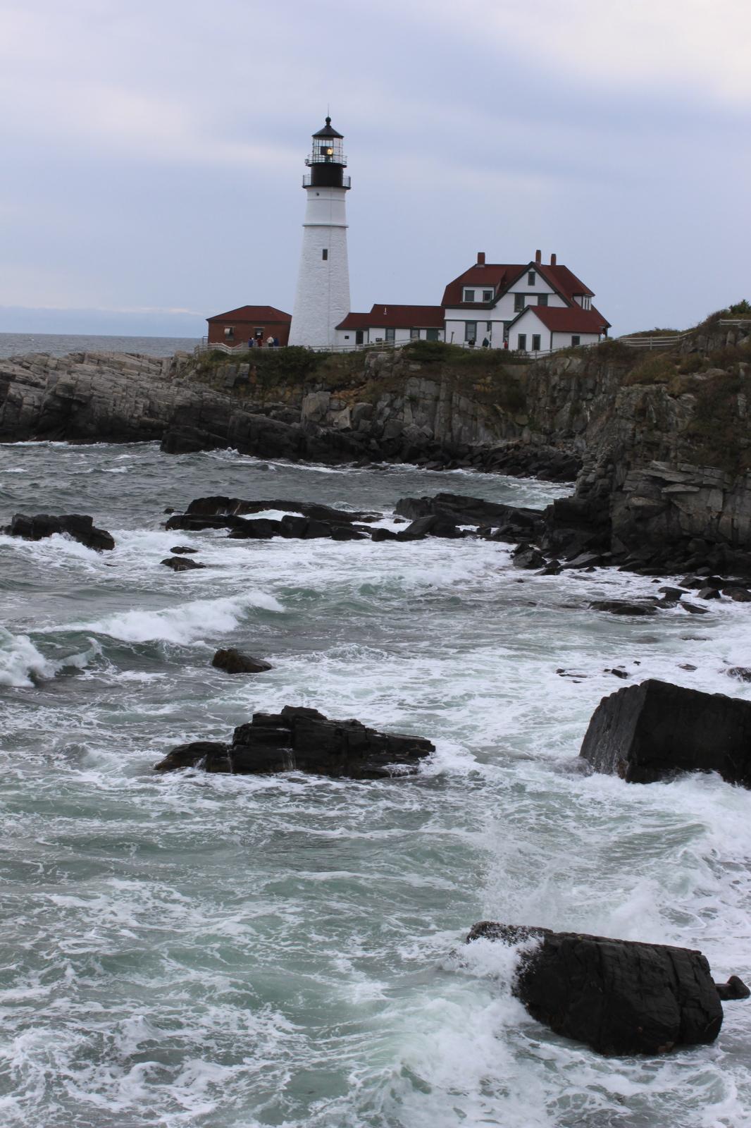 Portland Head Lighthouse - Portland, Maine
