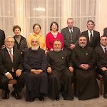 Meeting Catholicos, Jun 2012