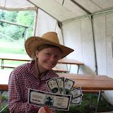 Saloon a vyplácení odměn - další tisícigoodollarovka v kapse