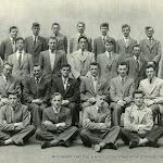Leaving Cert class 1958