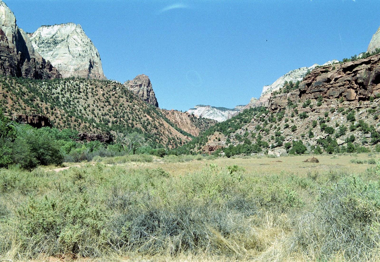 Zion Valley