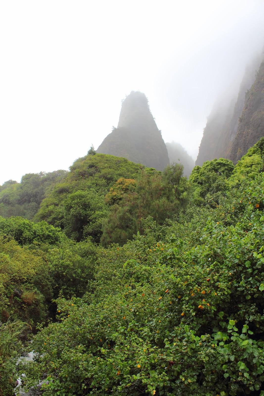 Iao Needle in Iao Valley