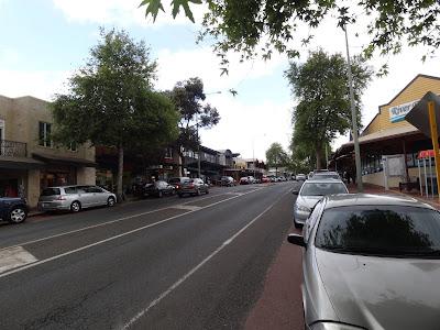 Margaret River township