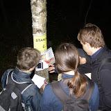 Noční pochod za Brdskou čarodějnicí 2007