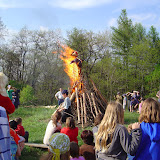 Hořící čarodějnice (1)