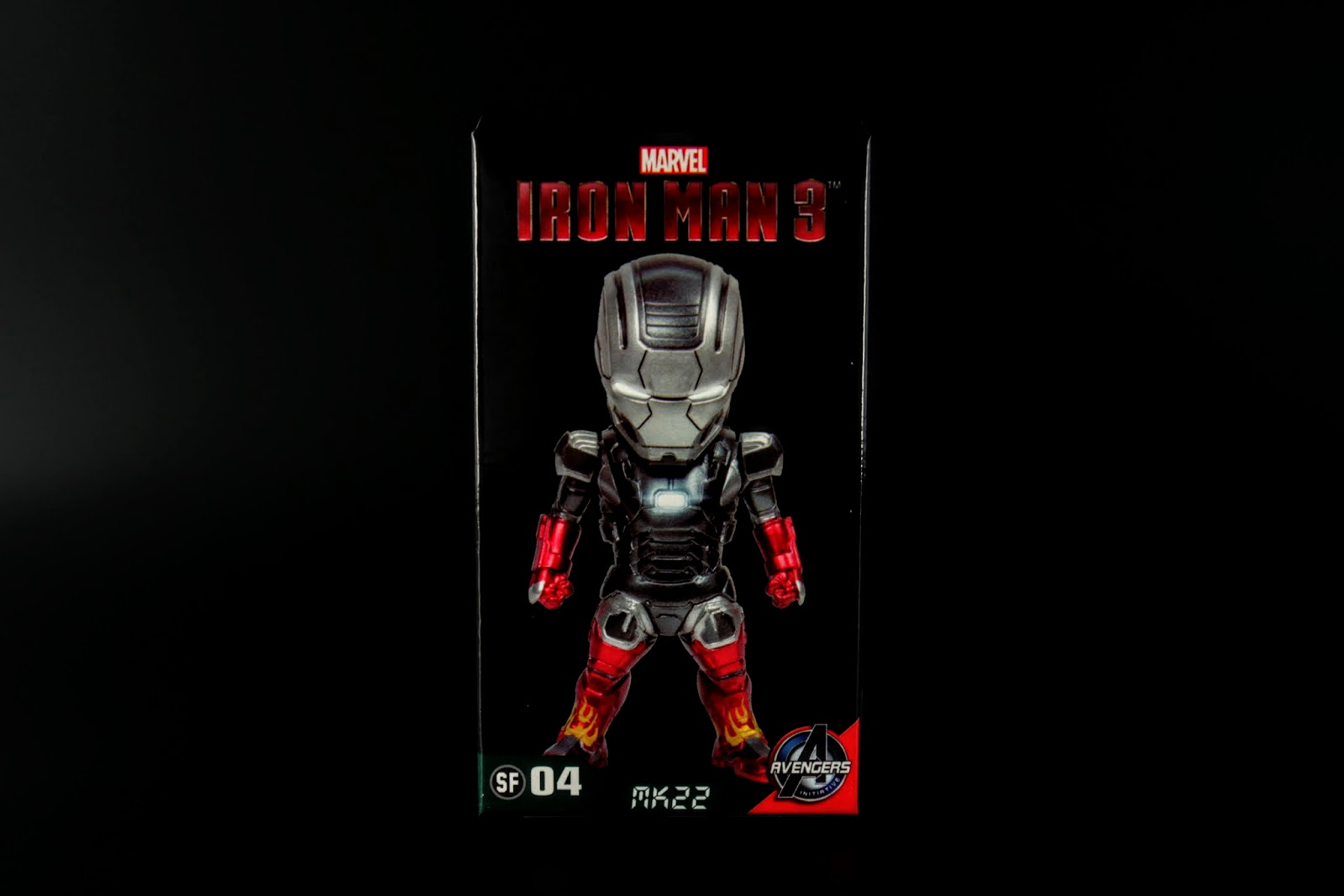 MK22-HOT RED,我本來以為它跟戰爭機器MK2是同一台