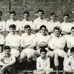 Crescent College Junior Cup Team 1956-57