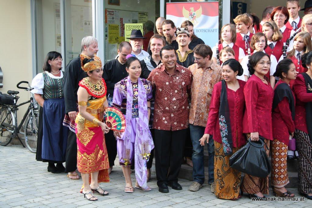 Ladendorf meets Indonesia