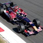 Vitantonio Liuzzi (ITA/ Scuderia Toro Rosso)