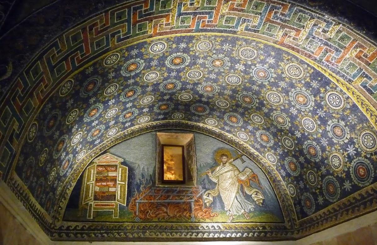 Mosaics from 400AD