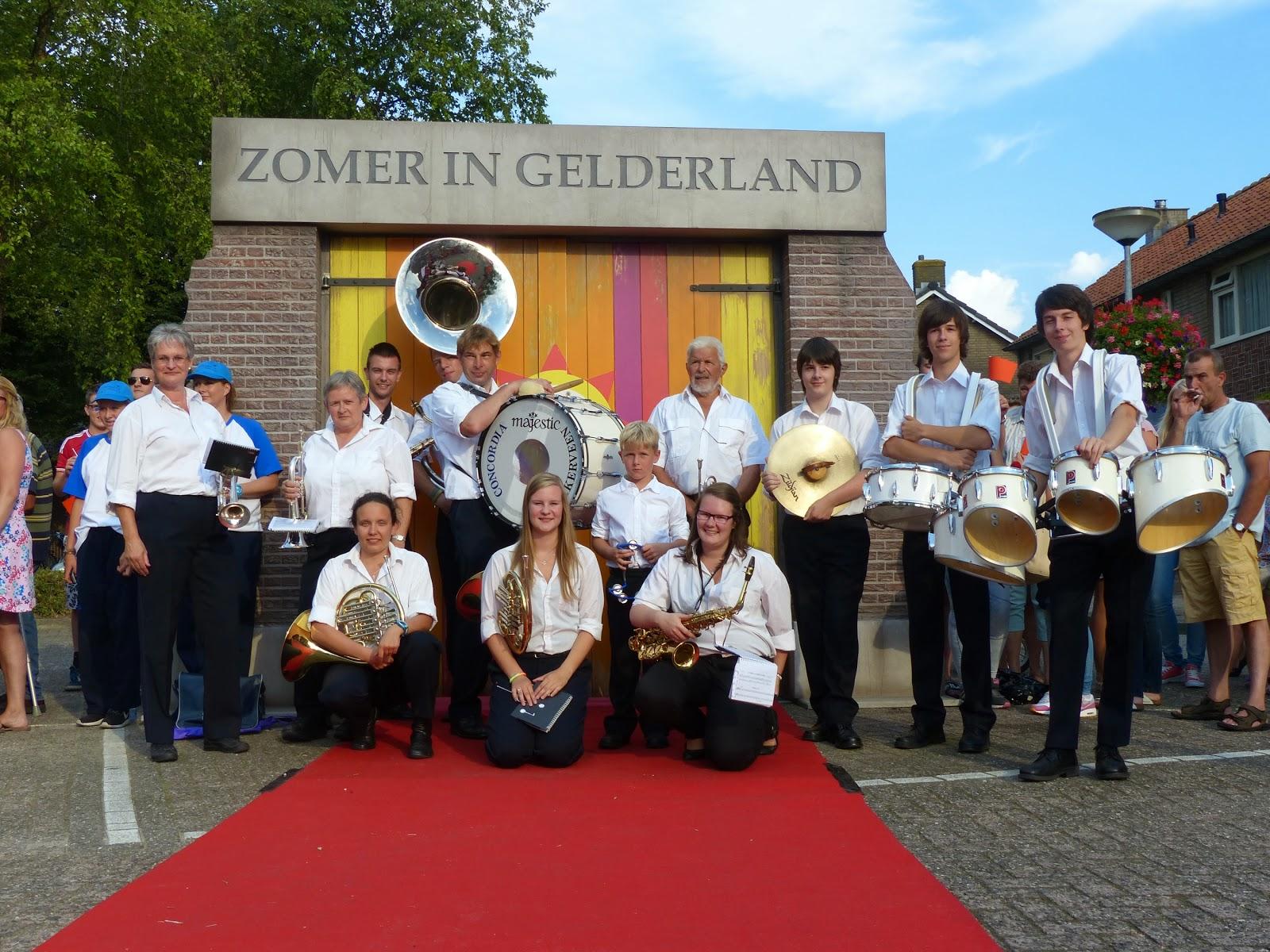 Concordia - Album 2014-08 - Zomer in Gelderland