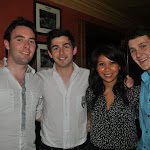 Christmas Drinks 2010 PJ O'Briens